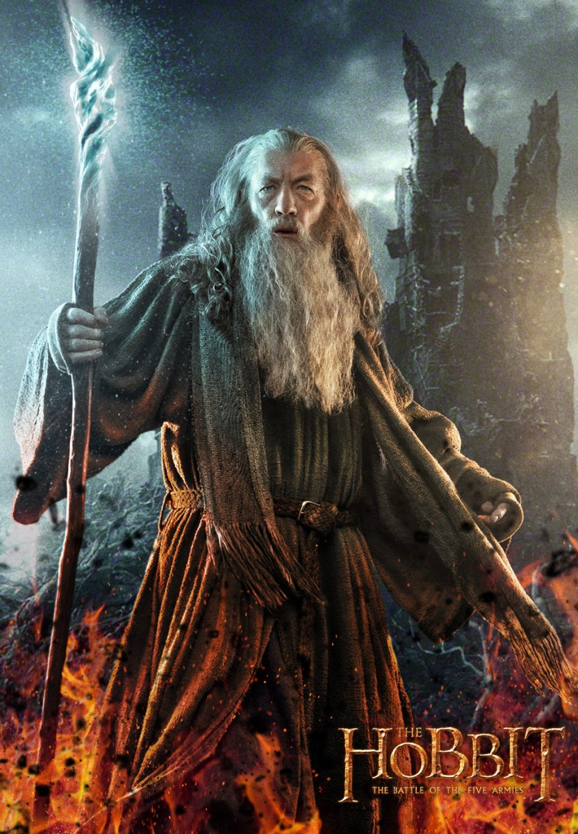 hobbit battle of five armies_gandalf